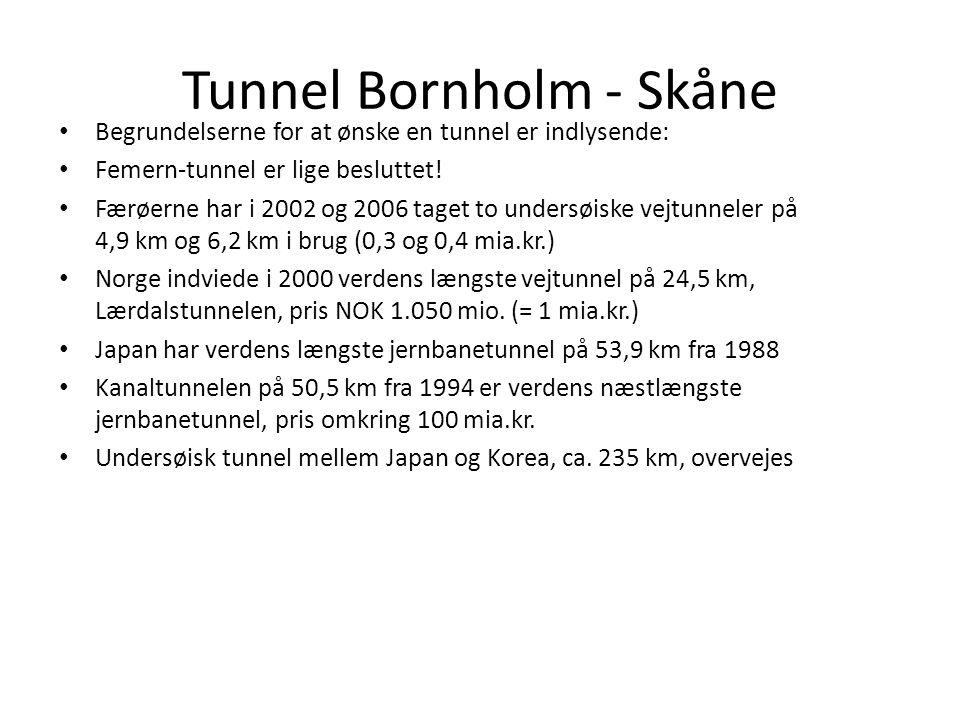 tunnel mellem frankrig og england