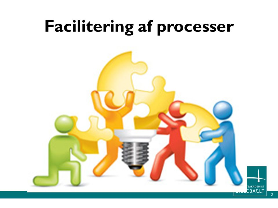 Facilitering af processer