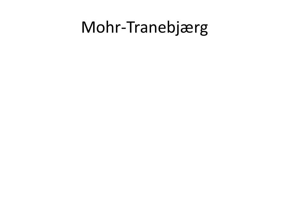 Mohr-Tranebjærg