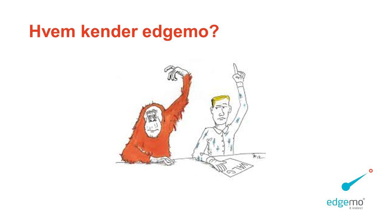 Hvem kender edgemo