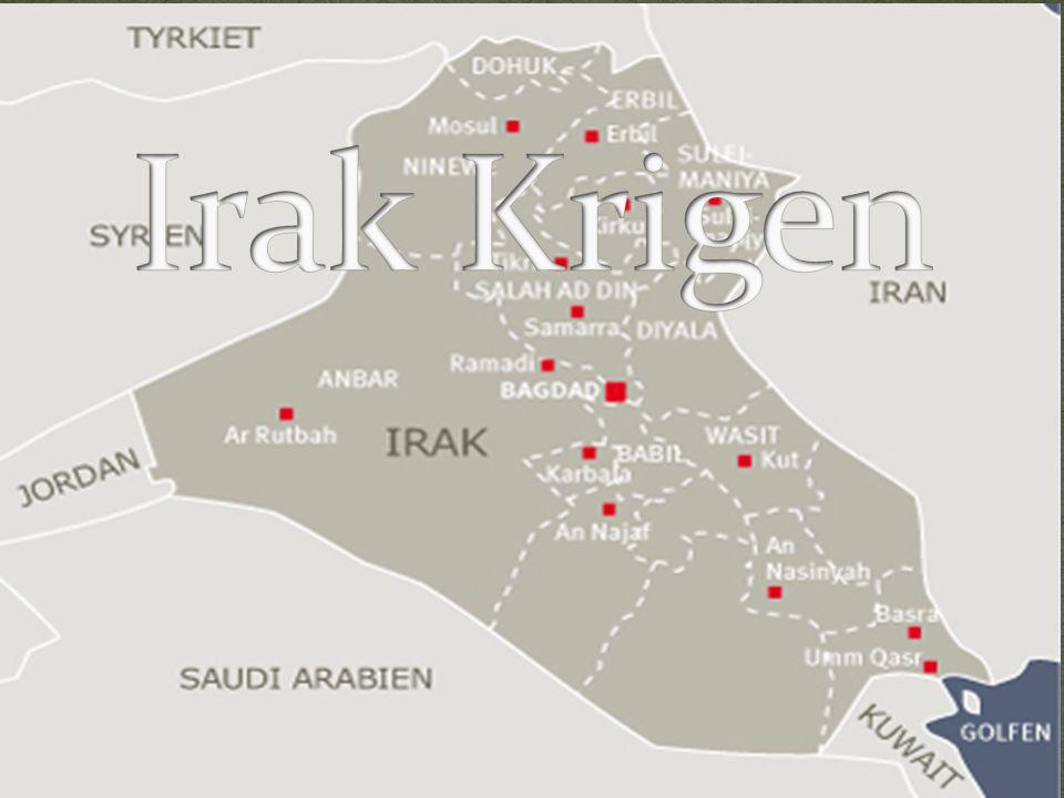Irak Krigen