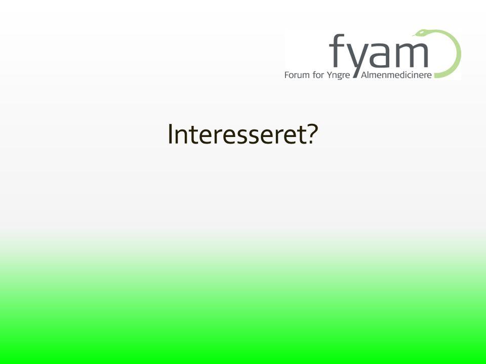 Interesseret