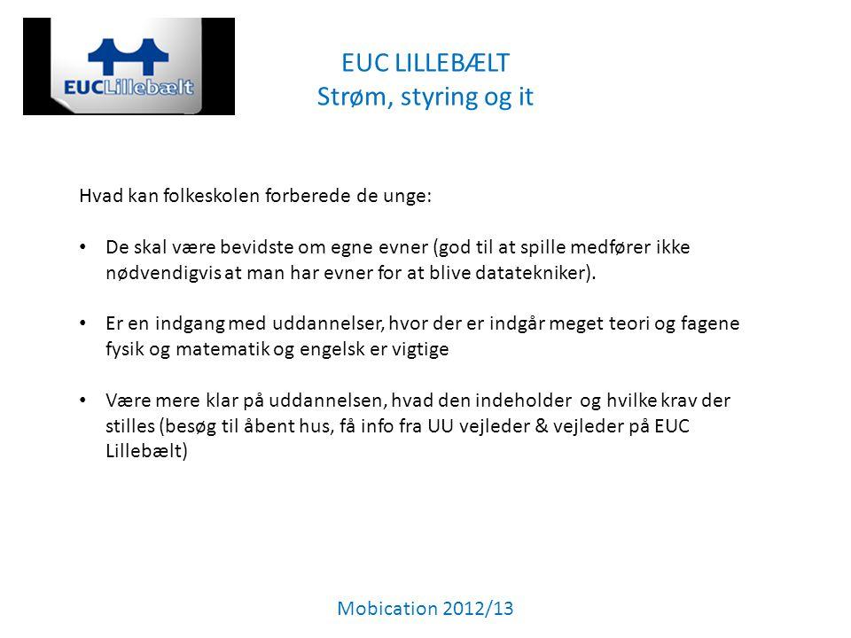 EUC LILLEBÆLT Strøm, styring og it