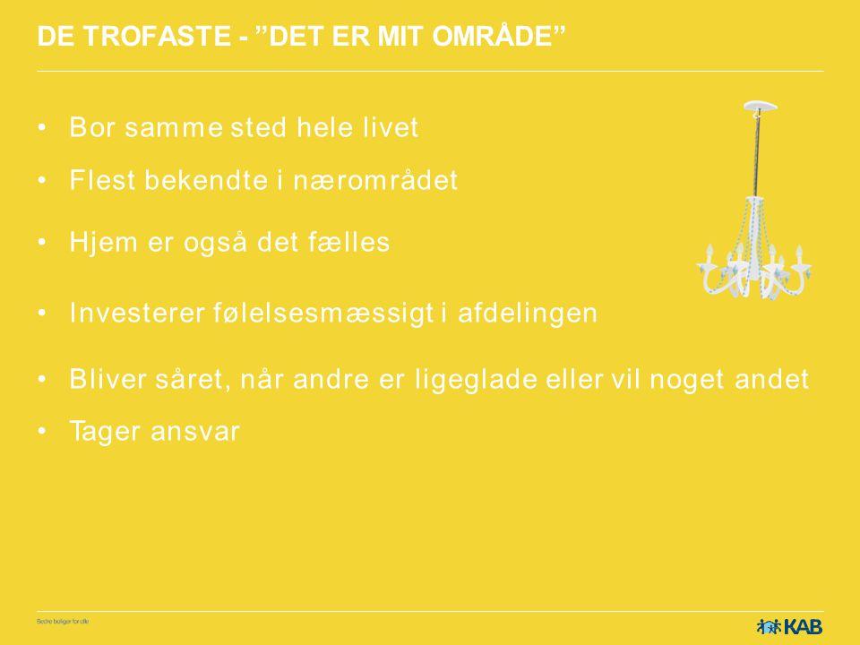 DE TROFASTE - DET ER MIT OMRÅDE