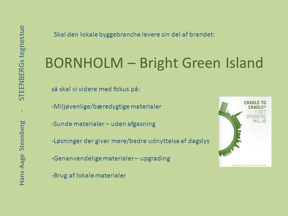 BORNHOLM – Bright Green Island