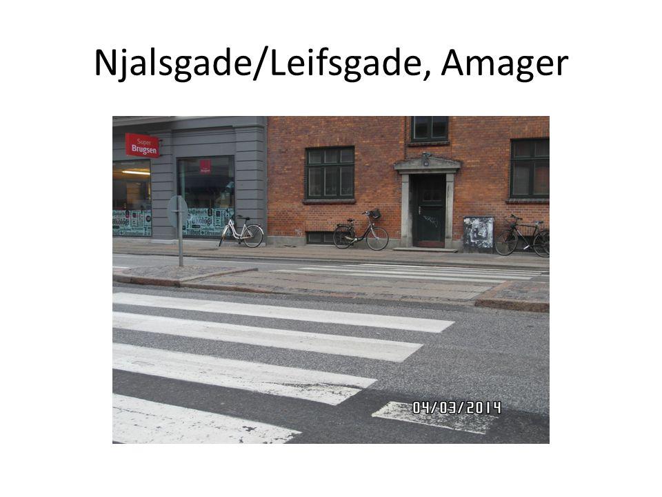 Njalsgade/Leifsgade, Amager