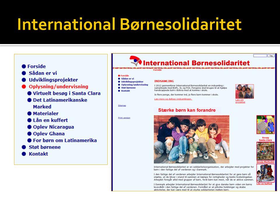International Børnesolidaritet