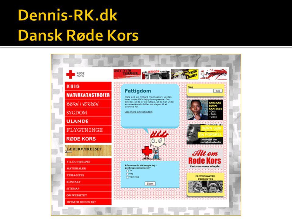 Dennis-RK.dk Dansk Røde Kors