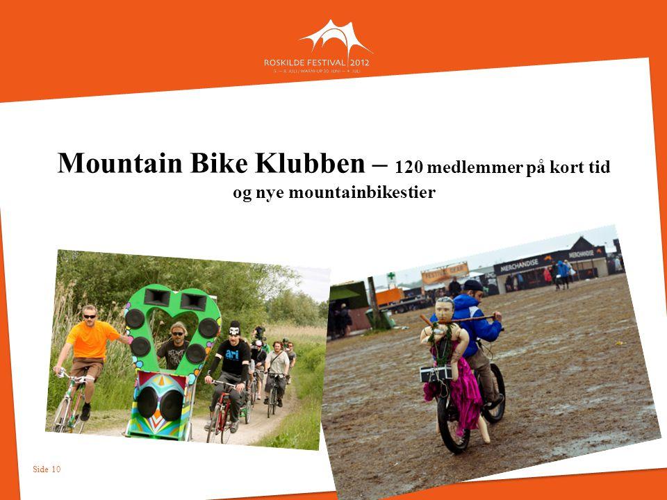 Mountain Bike Klubben – 120 medlemmer på kort tid og nye mountainbikestier