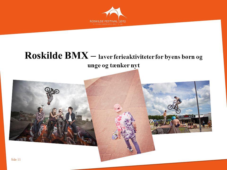 Roskilde BMX – laver ferieaktiviteter for byens børn og unge og tænker nyt