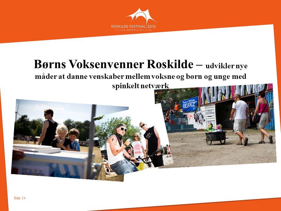 Børns Voksenvenner Roskilde – udvikler nye måder at danne venskaber mellem voksne og børn og unge med spinkelt netværk