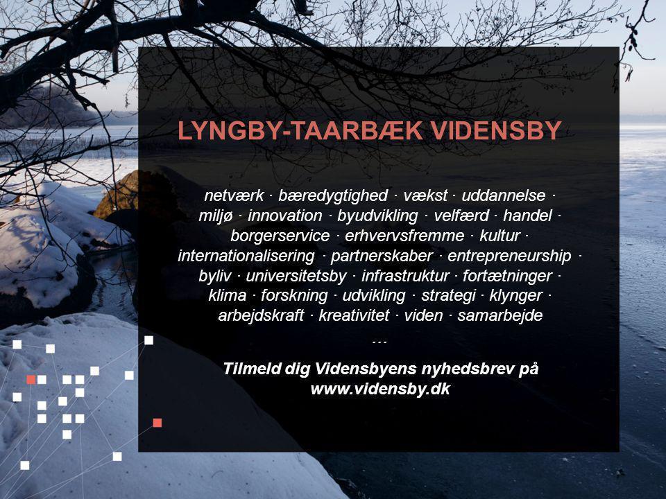 Lyngby-Taarbæk vidensby
