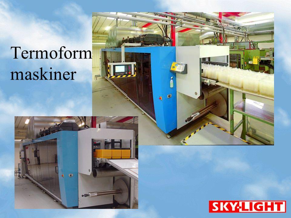 Termoform maskiner