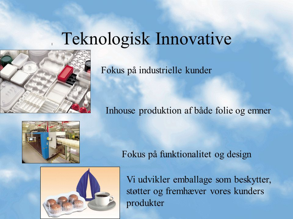 Teknologisk Innovative
