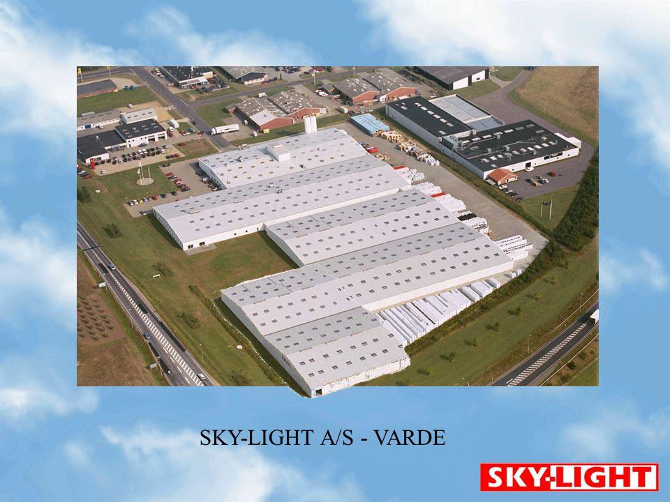 SKY-LIGHT A/S - VARDE