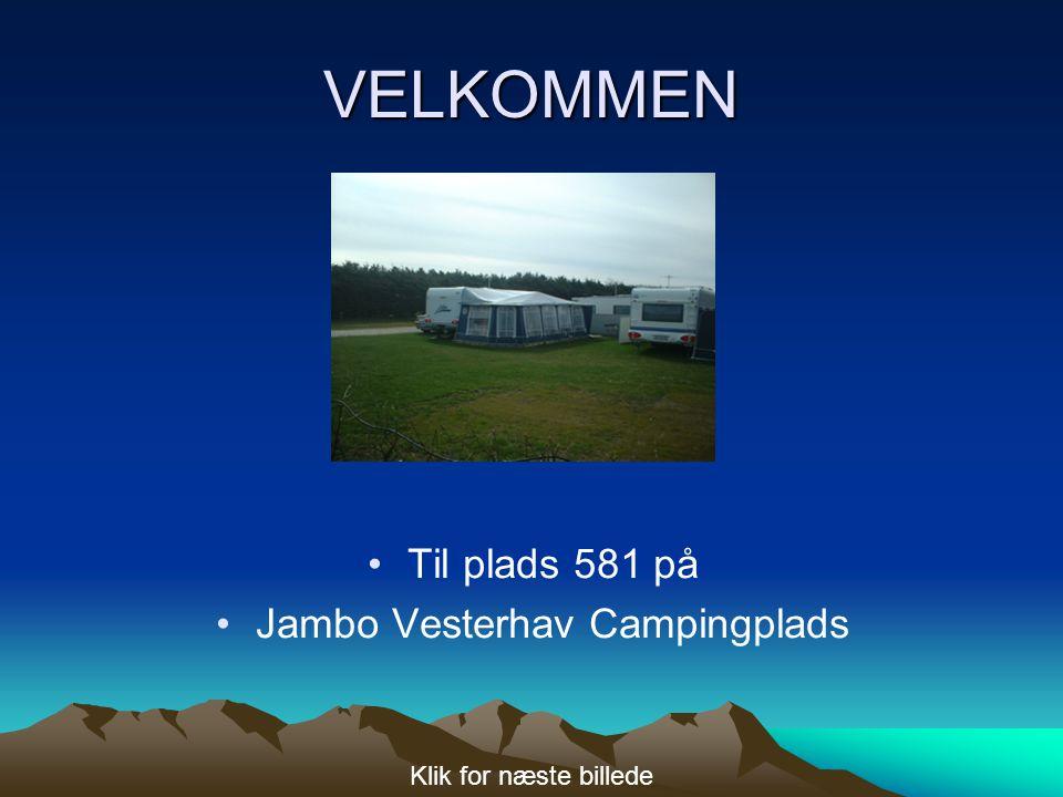 Jambo Vesterhav Campingplads