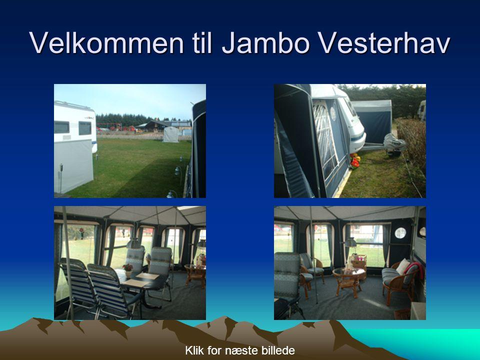 Velkommen til Jambo Vesterhav