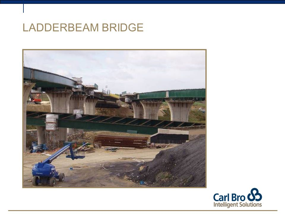 LADDERBEAM BRIDGE