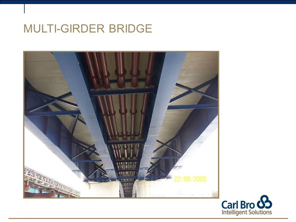 MULTI-GIRDER BRIDGE