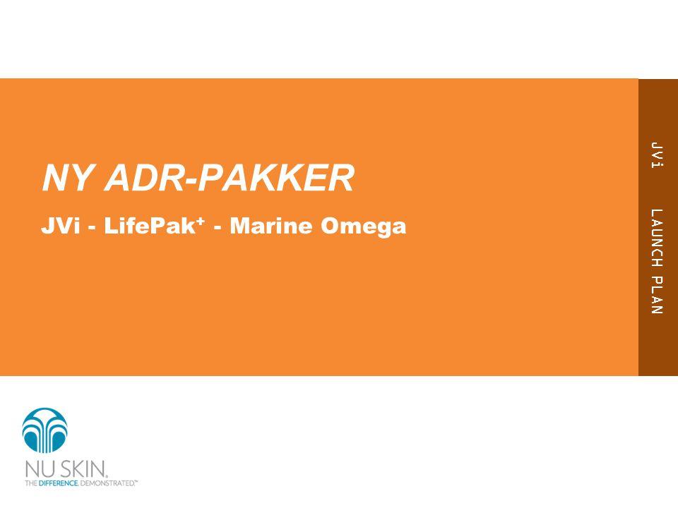 NY ADR-PAKKER JVi - LifePak+ - Marine Omega