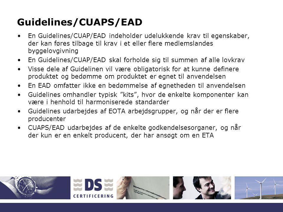 Guidelines/CUAPS/EAD