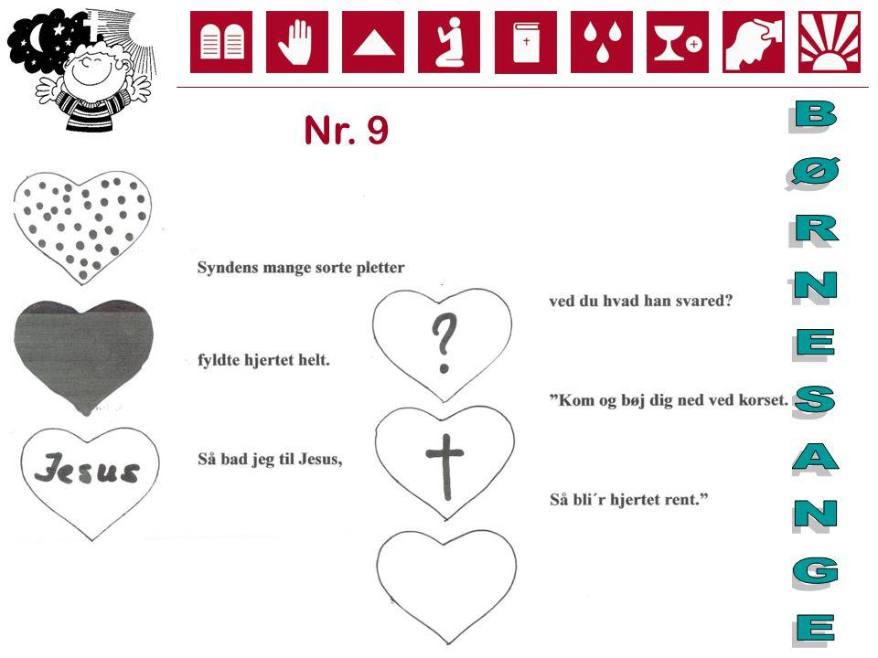 Nr. 9 BØRNESANGE