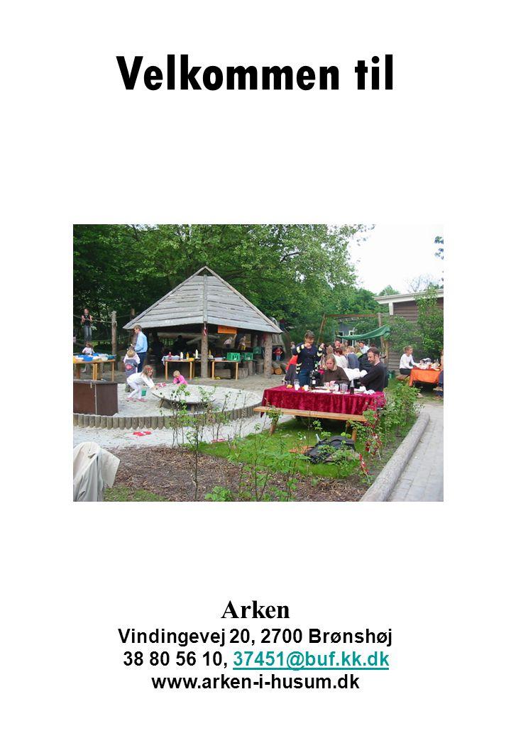 Velkommen til Arken Vindingevej 20, 2700 Brønshøj