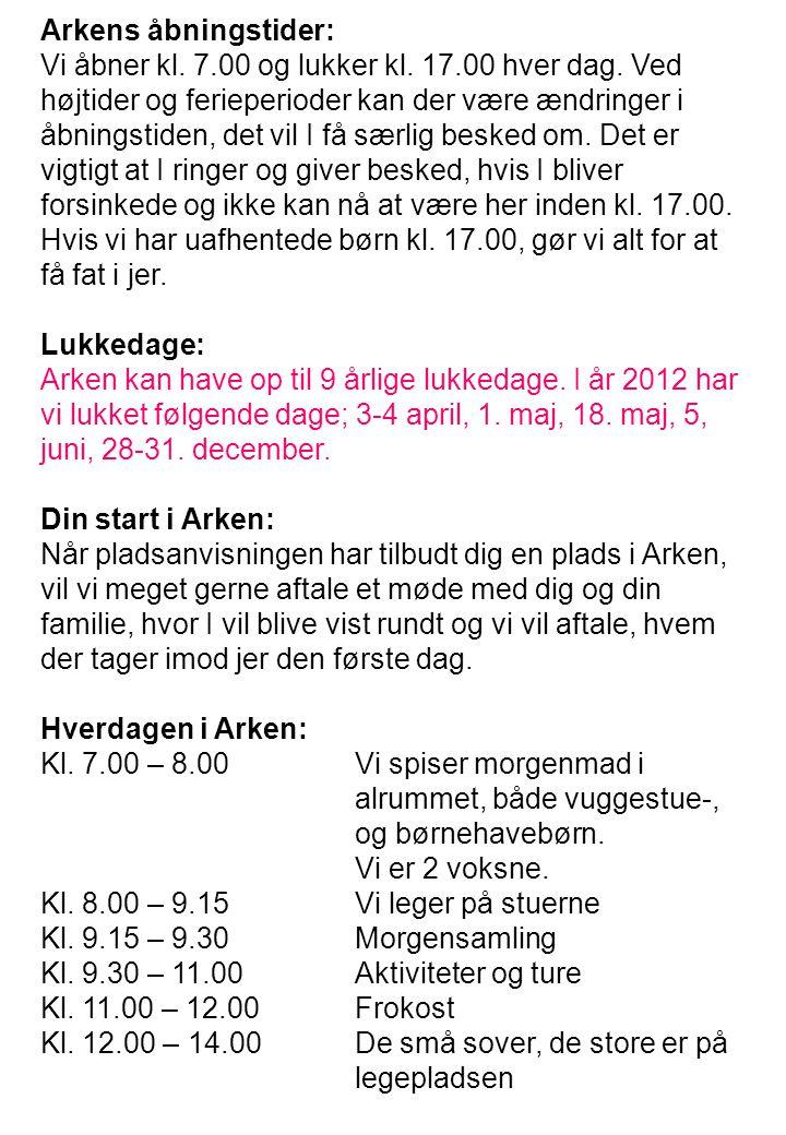 Velkommen til Arken Vindingevej 20, 2700 Brønshøj - ppt video online download