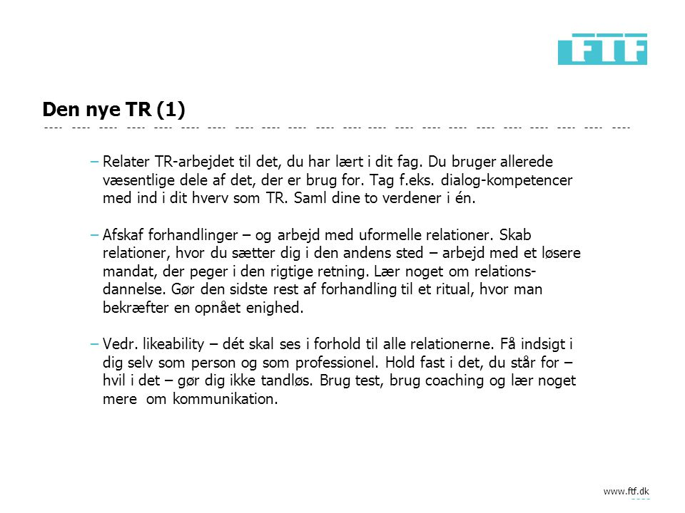 Den nye TR (1)