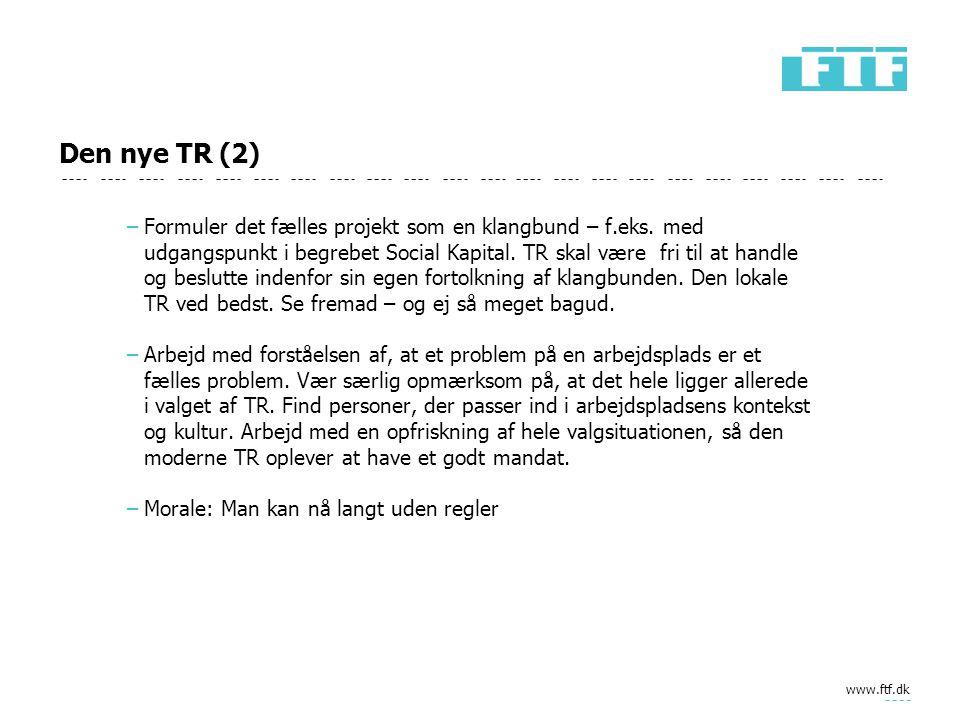 Den nye TR (2)