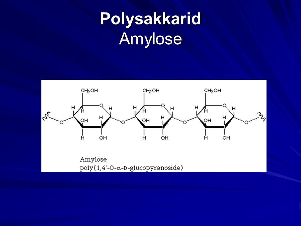 Polysakkarid Amylose