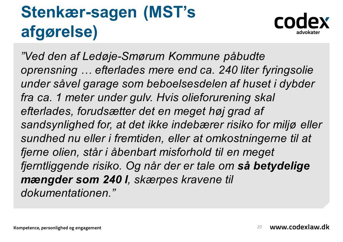 Stenkær-sagen (MST's afgørelse)