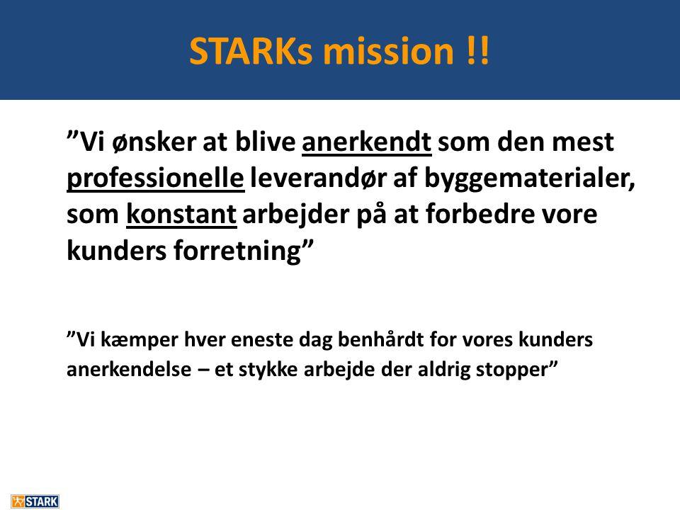 STARKs mission !!