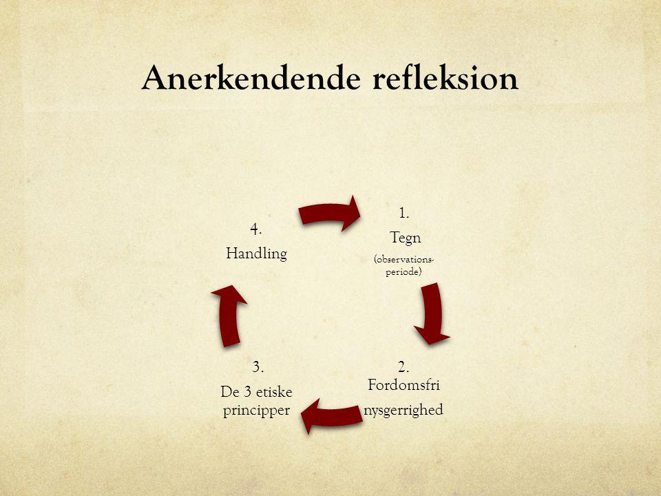 Anerkendende refleksion