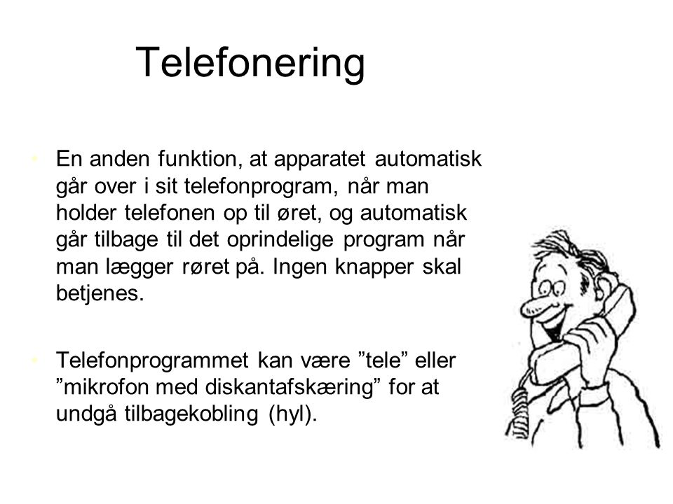 Telefonering