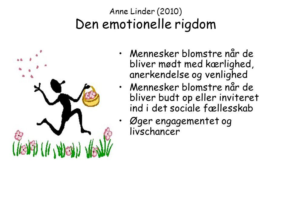 Anne Linder (2010) Den emotionelle rigdom