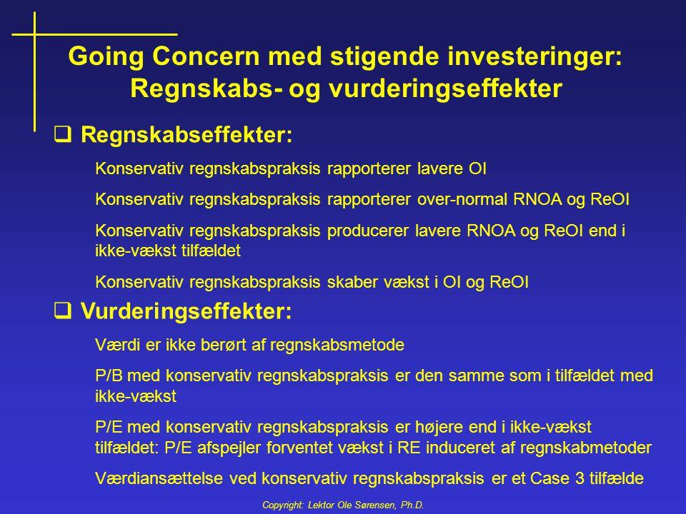 Copyright: Lektor Ole Sørensen, Ph.D.