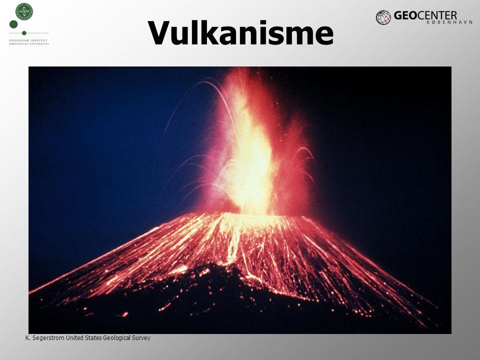 Vulkanisme K. Segerstrom United States Geological Survey