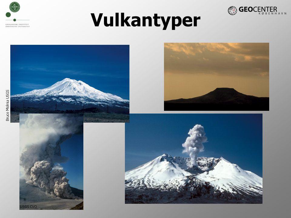 Vulkantyper Bruce Molnia USGS Michael Collier Lyn Topinka USGS