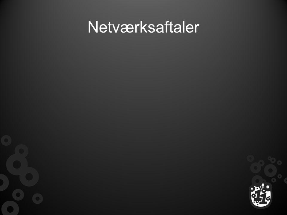 Netværksaftaler