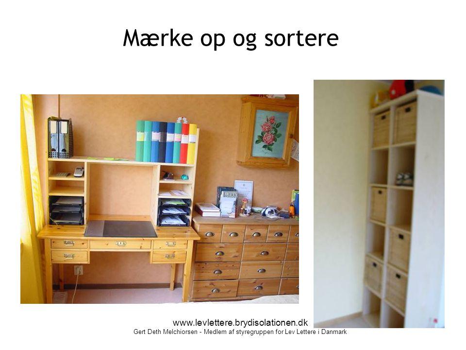 Mærke op og sortere www.levlettere.brydisolationen.dk