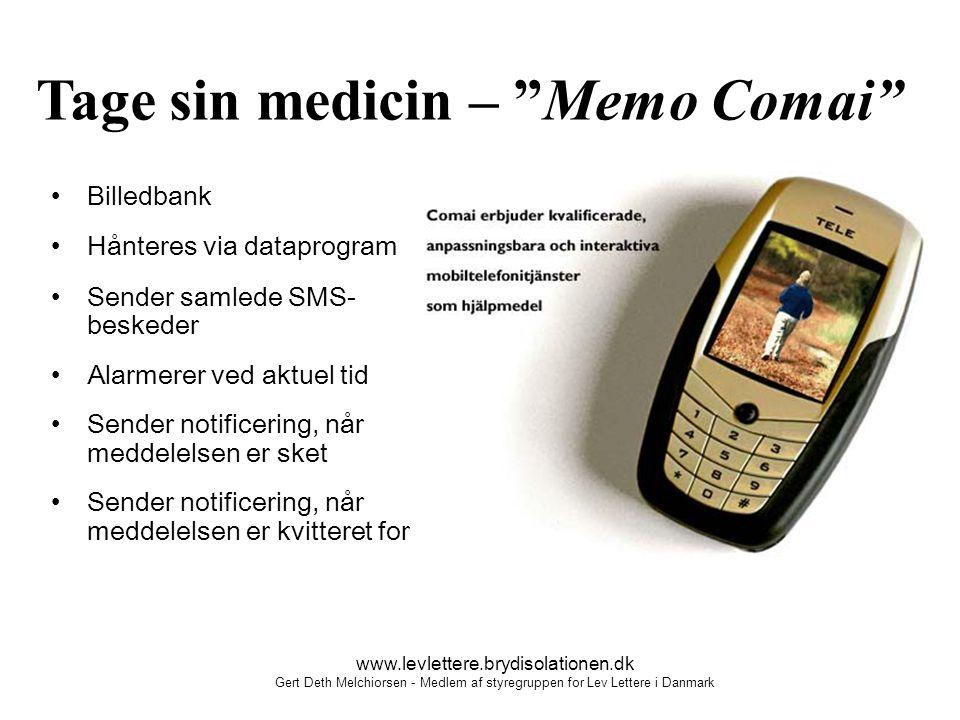 Tage sin medicin – Memo Comai