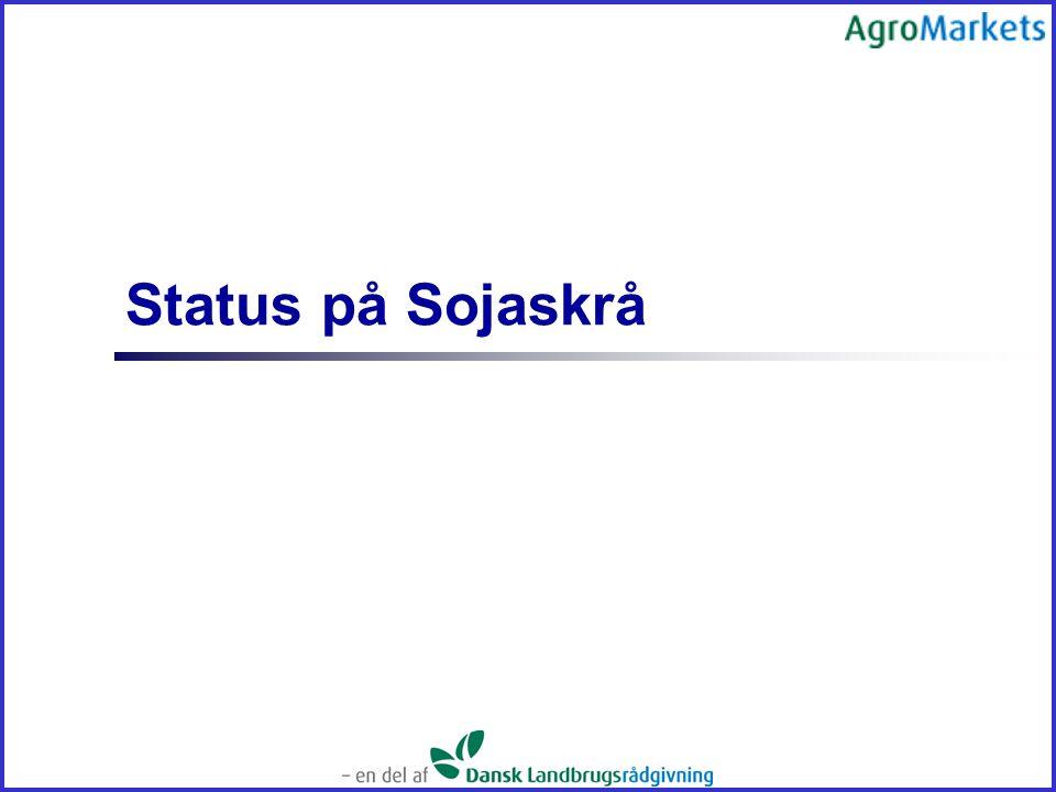 Status på Sojaskrå