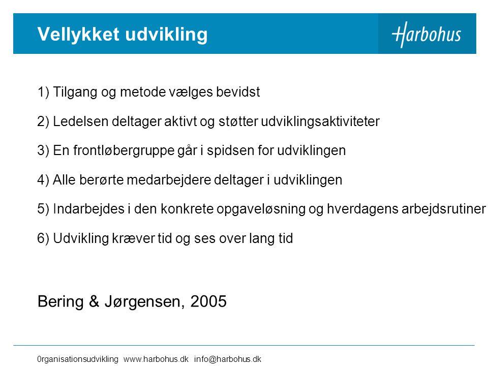 Vellykket udvikling Bering & Jørgensen, 2005