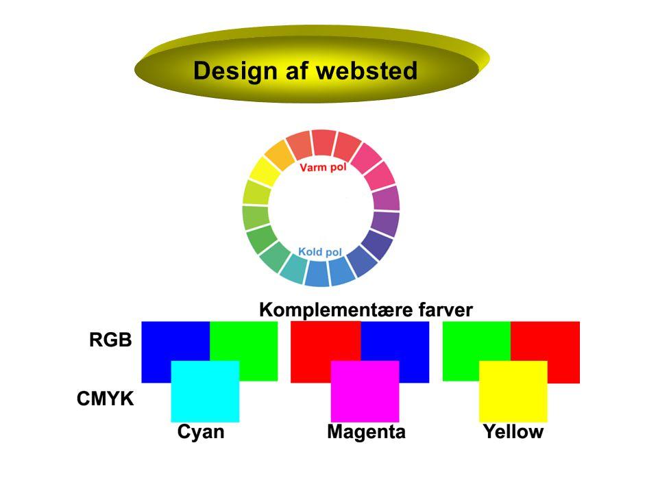 Design af websted
