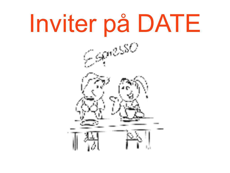 Inviter på DATE