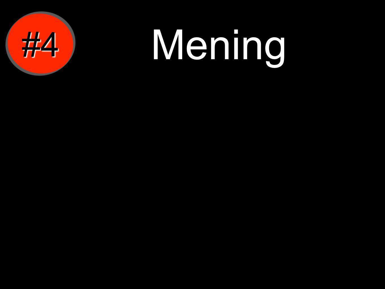 Mening #4