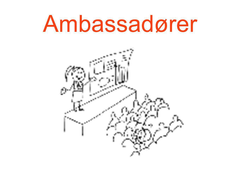 Ambassadører