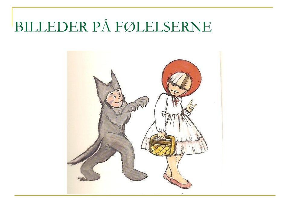 BILLEDER PÅ FØLELSERNE
