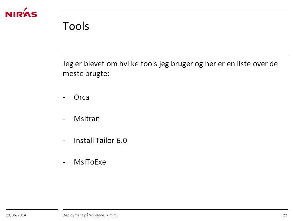 03/04/2017 Tools. Jeg er blevet om hvilke tools jeg bruger og her er en liste over de meste brugte: